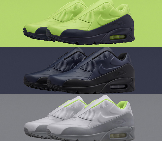 The NikeLab x Sacai Air Max 90 Release Links | Instant Sneaker Links -  Anytime. Anywhere.